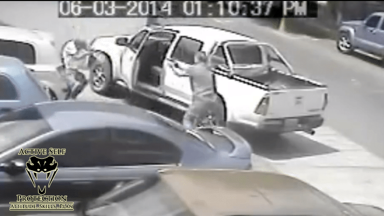 Armed Self Defender Stops Carjacking Active Self Protection