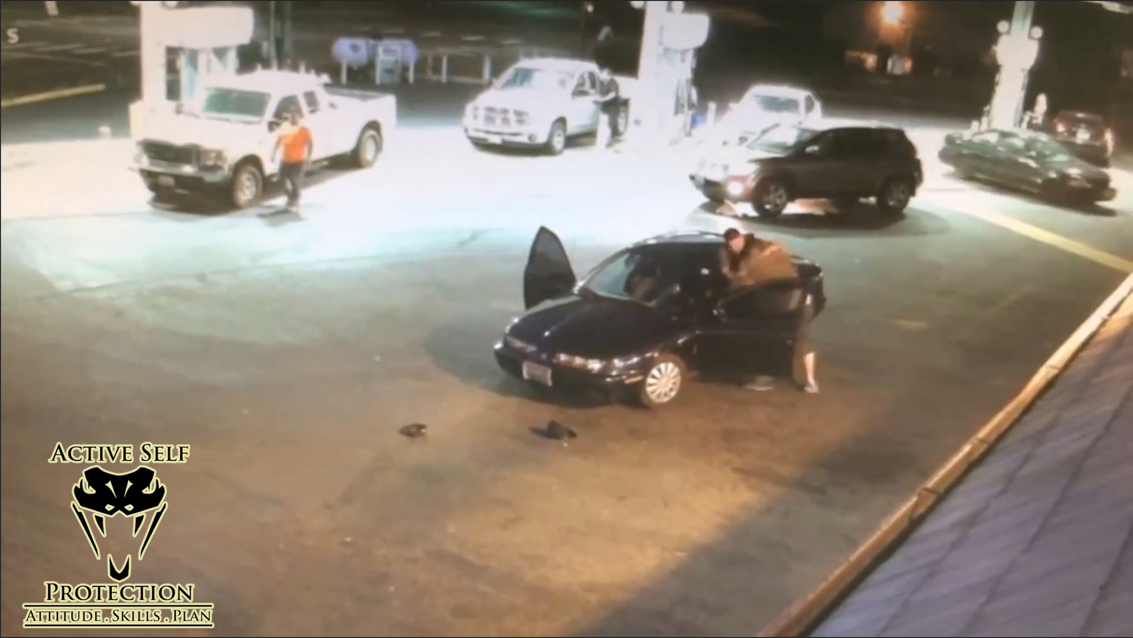 Carjacking Fail Caught On Video Active Self Protection
