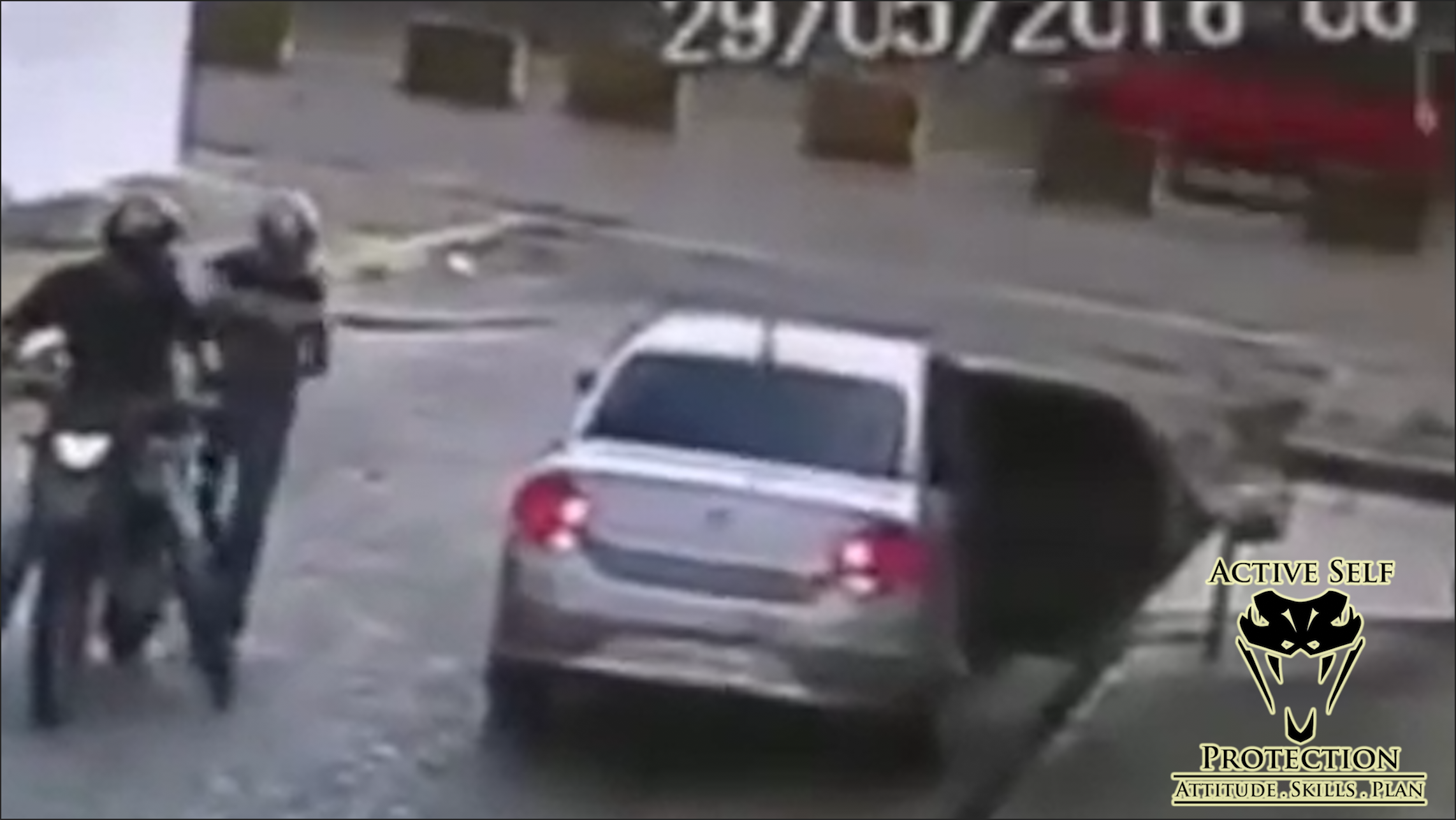 Carjacking Stopped By Armed Victims Twice Active Self Protection