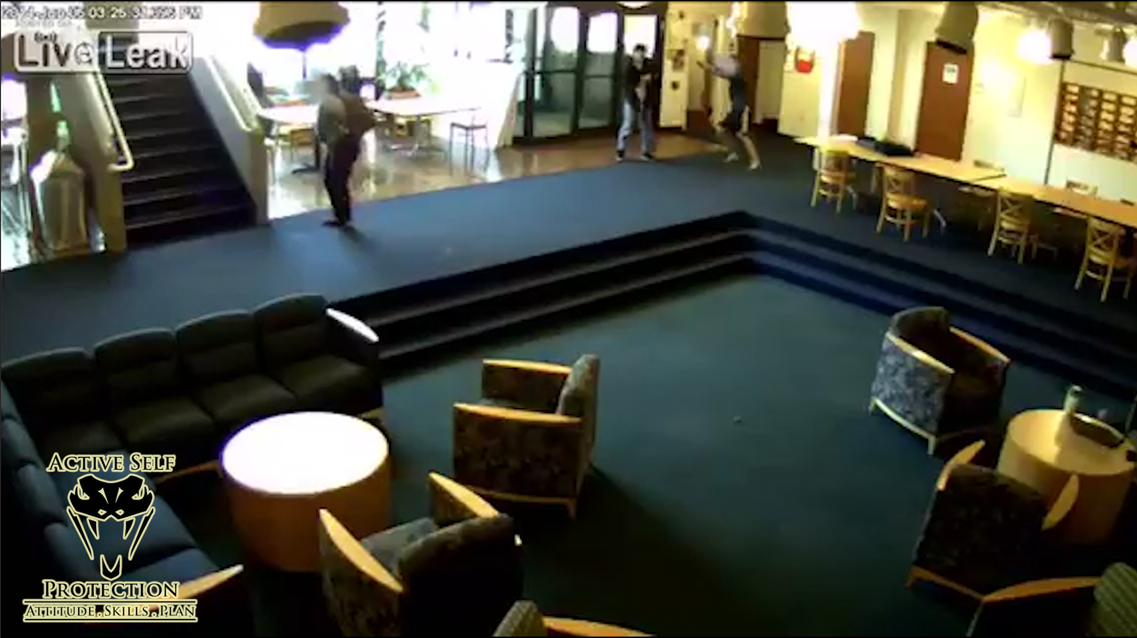 Brave Student Stops Active Killer on Campus