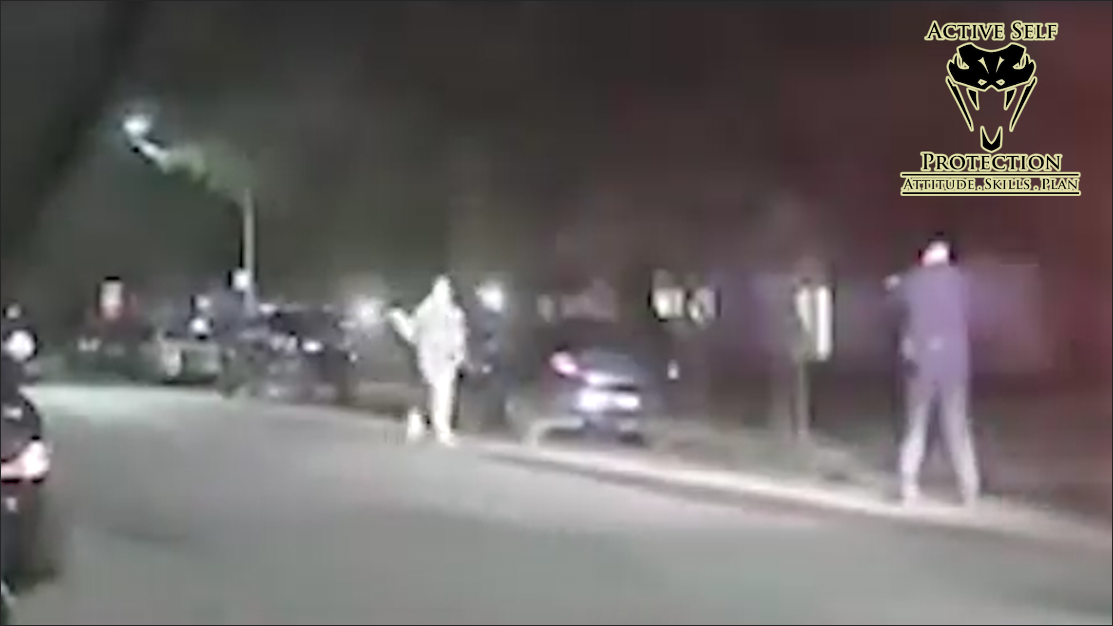 Officer Involved Shooting Caught on Dash Cam
