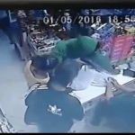 Shop Owner with Shotgun Ends Armed Robbery