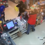 Armed Robber Loses Shotgun to Angry Clerk