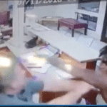 Manager Almost Knocks Armed Robber Out