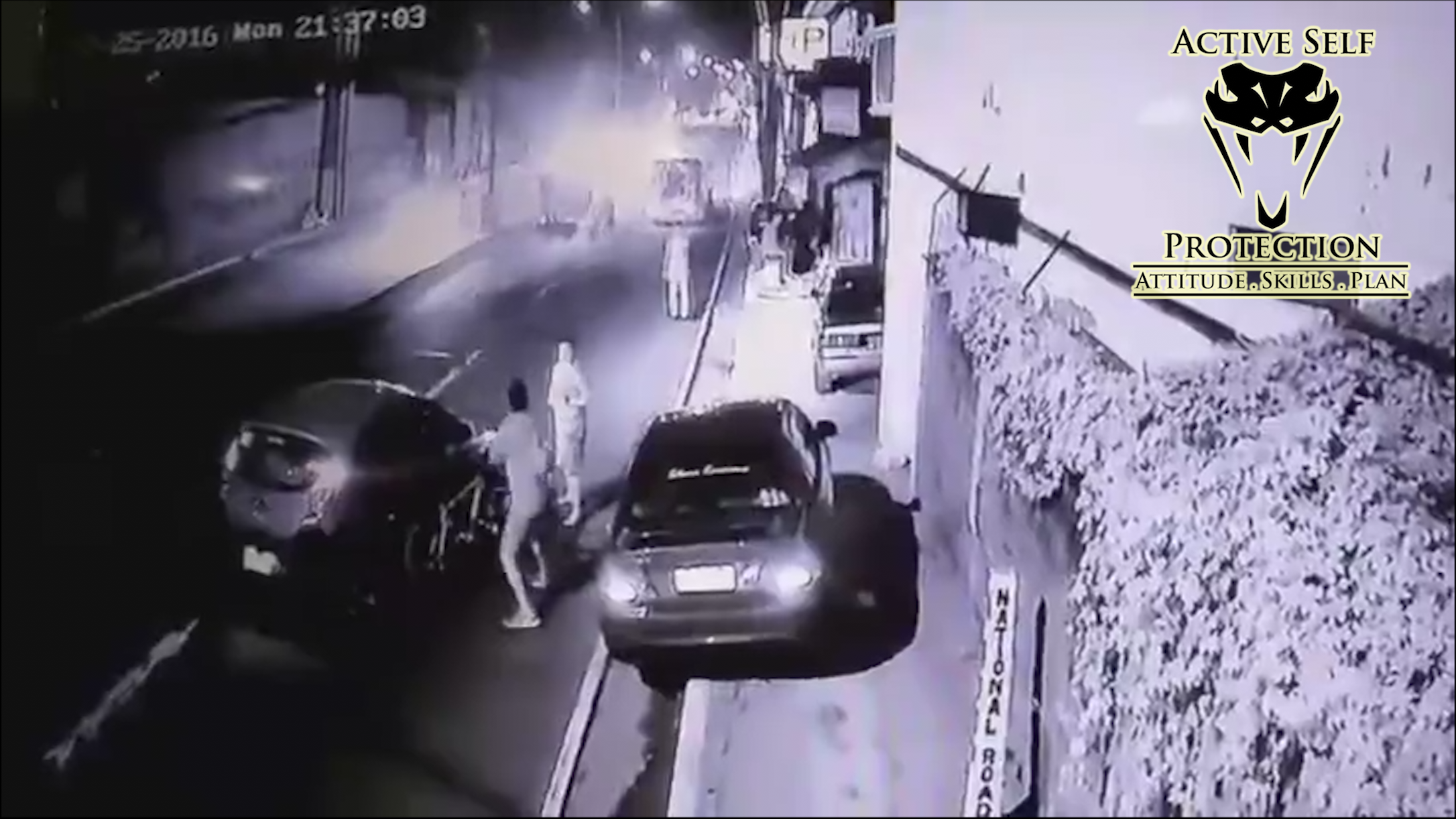 Road Rage Escalates to Murder