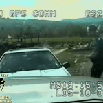 Officer Shot After Pepper Spray Fails to Subdue Suspect