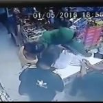 Store Owner Disarms Armed Robber
