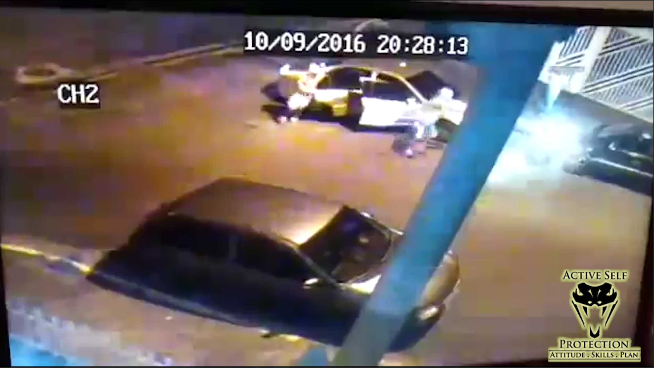 Carjackers Eat Lead from Prepared Victim