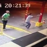 Guard Overwhelmed by Armed Robbers