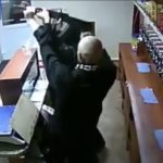 Woman Fights Rifle-Wielding Armed Robber