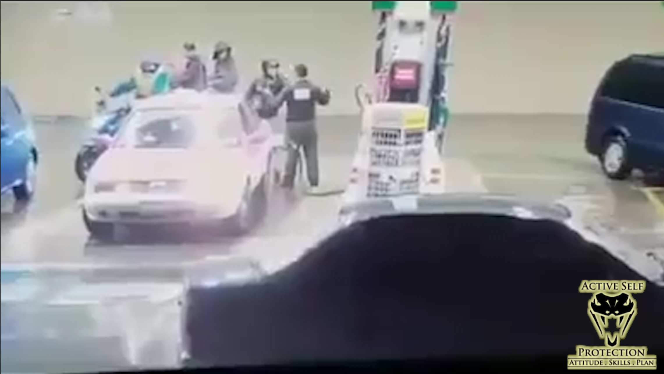Two Examples Shows Us the Dangers of Armed Robberies at Gas Stations