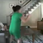 Home Invader Beats Mom Badly
