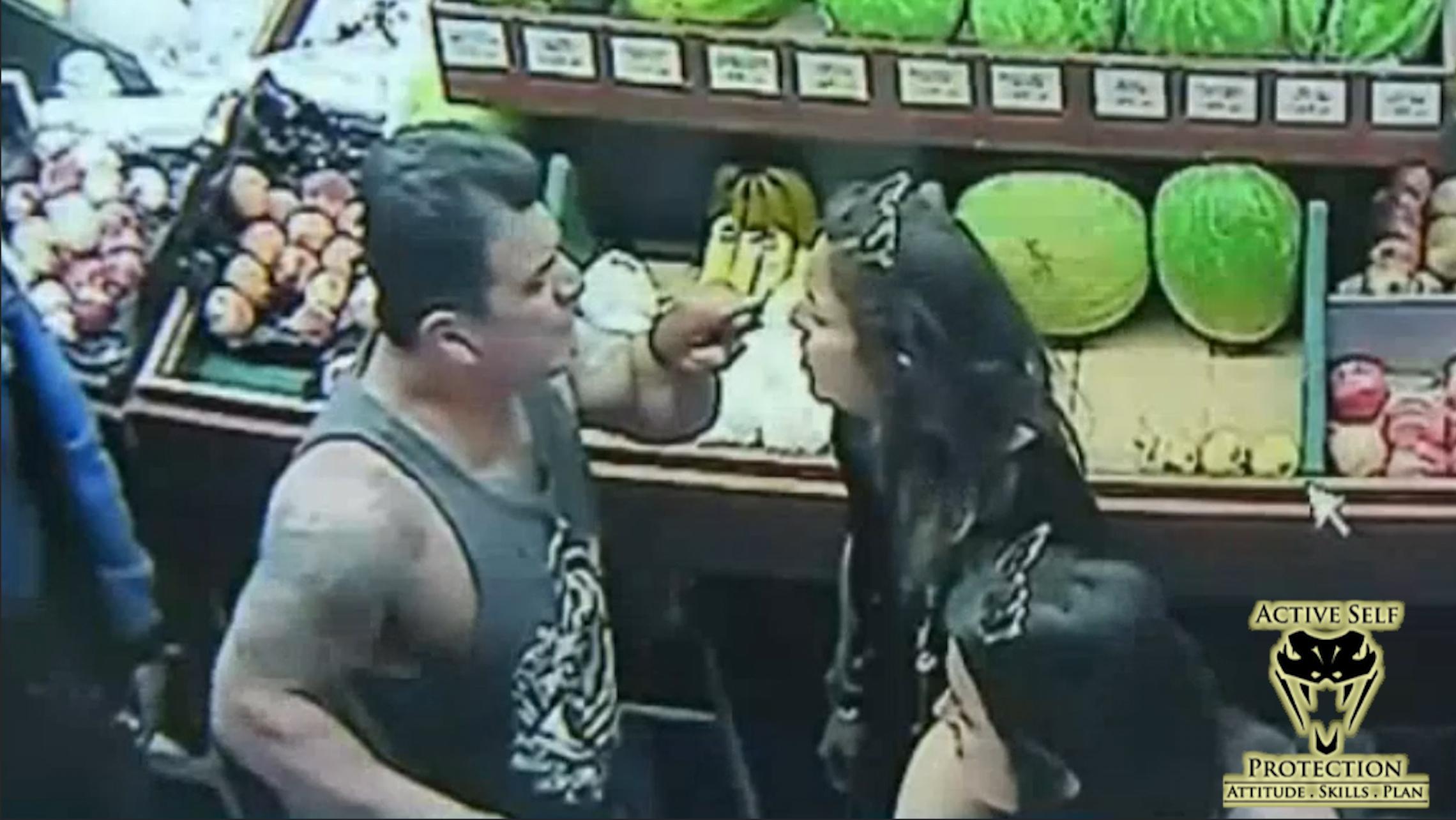 Argument Leads to Sucker Punch