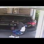 Elderly Man Ambushed in His Carport by Robber
