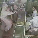 Armed Robbers Squash Resistance from Employees