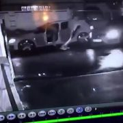 Carjacking Victim Uses His Car to Defend Himself