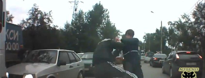 Intended Carjacking Victim Destroys Carjacker